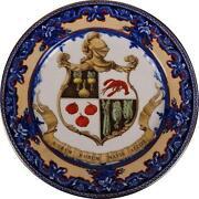Royal Doulton Antique Plates
