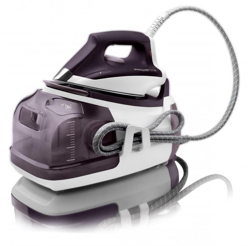 Rowenta DG8520 Perfect Steam 1800-Watt Eco Energy Iron UNIT, Purple