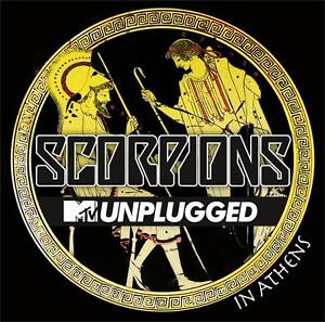 NEW CD Scorpions MTV UNPLUGGED MUSIC CD - UNPLUGGED IN ATHENS 113918607