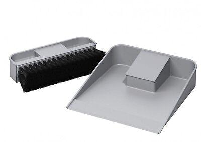 ToniTec® Kehrset inkl. Kehrschaufel und Handfeger für Mülltrennungssystem