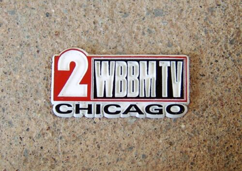 WBBM TV CHICAGO Channel Two MAGNET
