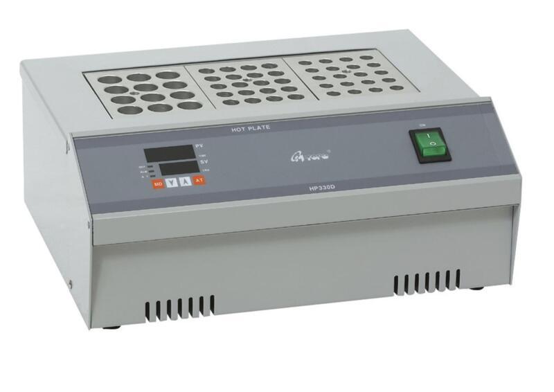 Digital Dry Block Heater, 450W, 220V or 110V