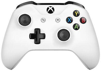 Xbox One Crete White Wireless Controller (Xbox One) Brand New & Sealed