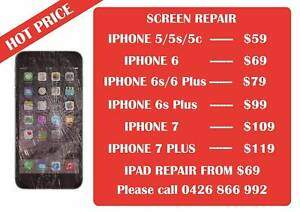 FAST EXPRESS GOOD QUALITY IPHONE , SMART PHONE REPAIR SERVICE