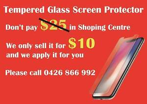 Iphone samsung Tempered glass screen protector