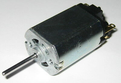 Buehler 12 V Dc - 3800 Rpm Electric Low Current Motor - 2 Mm D. 17 Mm L. Shaft