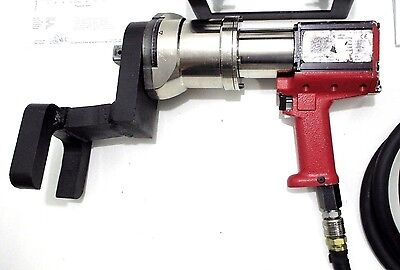 "Norbar Pneumatic Torque Multiplier Nutrunner 1"" Drive 3,330 FT-LB PT4500 W/ FRL"