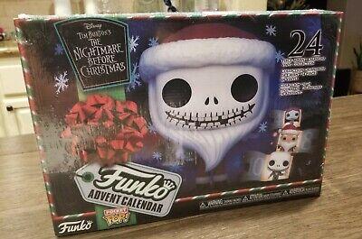 Funko POP! The Nightmare Before Christmas 2020 Advent Calendar Vinyl Figures