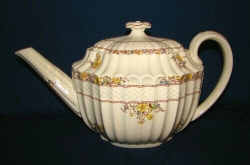 Vintage Spode Buttercup Teapot