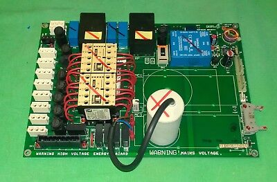 Rapiscan 99138-1-110-5-5 Control Board For 519 X-ray Scanner 2582