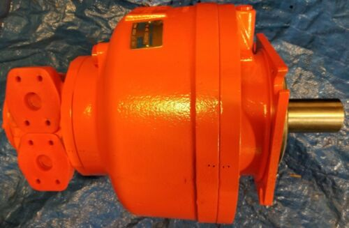 Sma D350 C1 1s4, Rotary Power, Hydraulic Piston Motor