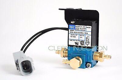 WRX 08-14 Subaru LEGACY GT 05-09 boost control 3 port solenoid turbo MAC BCS  for sale  Acworth