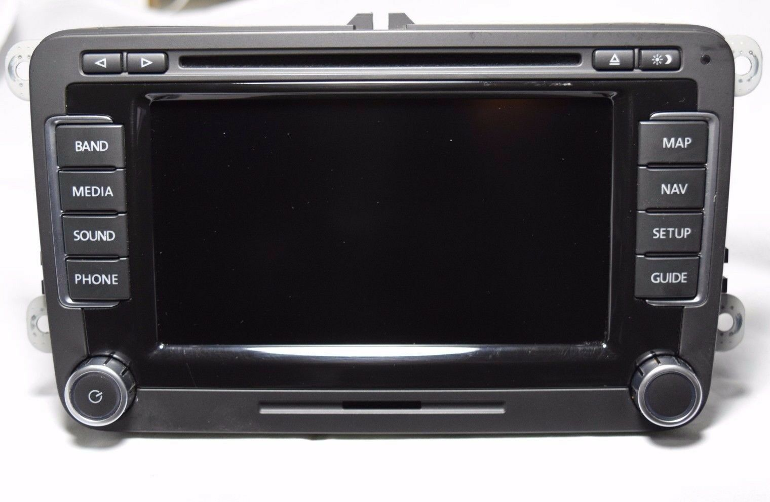 volkswagen vw passat rns 510 navigation system plus monitor radio 3c0035684a. Black Bedroom Furniture Sets. Home Design Ideas