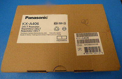 Panasonic Kx-a406 Dect Wireless Repeater