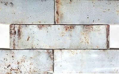 (3x12 Palermo Collection Aires Glazed Ceramic Tile Backsplash Decor Wall Bath )