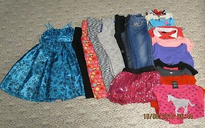 GIRLS SIZE  10 & 10/12 CLOTHES, BACK TO SCHOOL  TOPS, JEANS, DRESSES, - Back To School Clothes