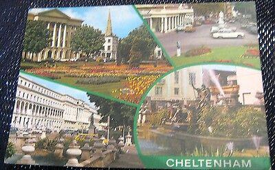England Gloucestershire Cheltenham Multi-view - posted 1987
