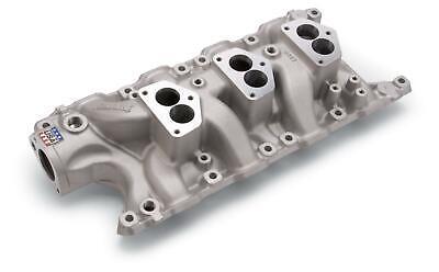 - Edelbrock 5412 Small Block Ford 289-302  Three Deuce Tri Power Intake Manifold