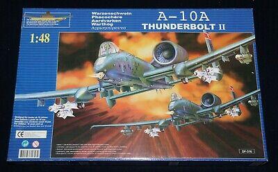 Belmonte  DF-316 - A-10A Thunderbolt II, 1:48  gebraucht kaufen  Wartenberg