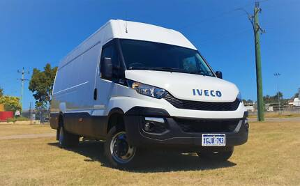 Ex-Demo IVECO Daily 50C17A8 16m3 VAN Redcliffe Belmont Area Preview