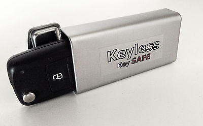 Keyless Key Safe / die sichere KFZ-Schlüssel Aufbewahrung mit Keyless Go Schutz