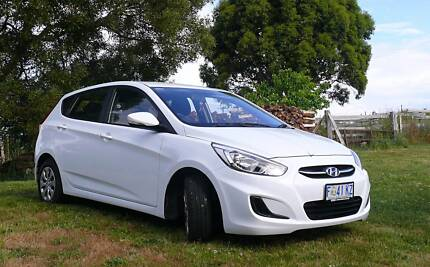2016 HYUNDAI ACCENT FOR SALE Wilmot Kentish Area Preview
