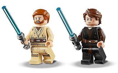Lego Star Wars Obi-Wan Kenobi and Anakin Skywalker Minifigures 75269 NEW