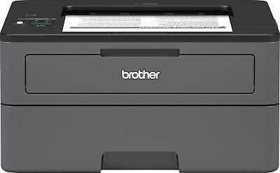 Brother - HL-L2370DW Wireless Black-and-White Printer - Gray