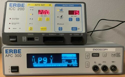 ERBE ICC 200 Electrosurgical