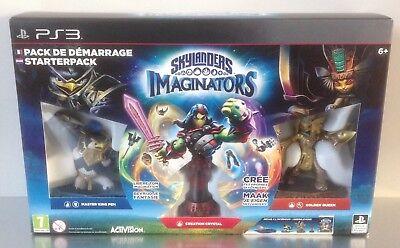 PS3 Skylanders Imaginators Starter Pack *** NEW SEALED *** Playstation 3 PAL 2