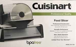 Cusinart Food Slicer