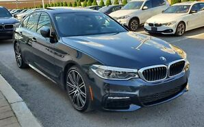 2018 BMW 530I xDrive AS CLOSE TO NEW YOU CAN FIND!