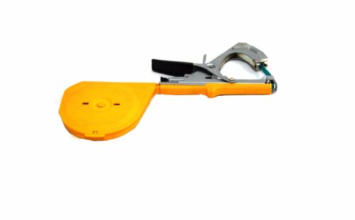 Max Tapener Tape Staple Gun Plant Vine Tying Hand Tool PVC/PE Tie Generic