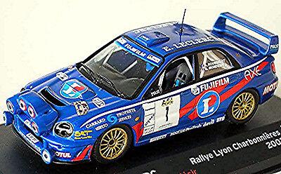 Thiry // Prevot Subaru Impreza WRC 1:43 Trofeu Rral 049 Rallye Madeira 1999