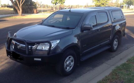 Holden Colorado LX 4WD Dual Cab Goondiwindi Goondiwindi Area Preview