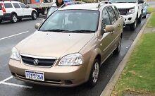 URGENT* 2007 Holden Viva Traveller Car Reliable Environmental Brunswick Moreland Area Preview