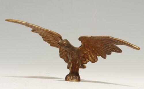 Vintage Bronze Eagle Finial/Topper