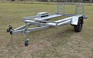 Golf Buggy Galvanised Trailer - Tilt Tray Beenleigh Logan Area Preview