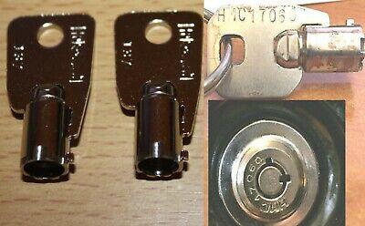 2-protex Gun Wall Safe Homak Keys By Lock Ace Ii Locks Cut To Code Hmc1-hmc31000