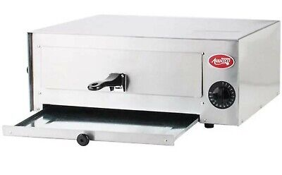 Stainless Steel Pizza Oven Commercial Kitchen Countertop Toaster Oven - 120v New