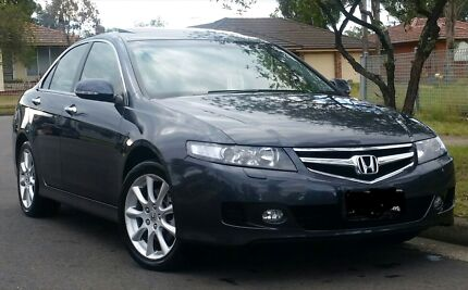 2006 Honda Accord Euro Luxury  WITH ONE YEAR REGO Rooty Hill Blacktown Area Preview