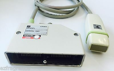 Toshiba Psf-37ht 3.75mhz Phased Array Ultrasound Transducer Used