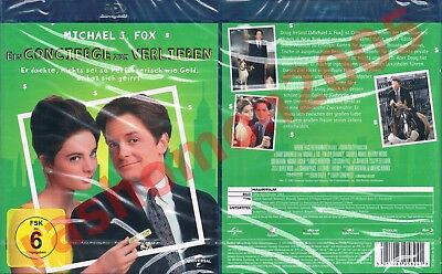 Blu-Ray THE CONCIERGE FOR LOVE OR MONEY Michael J Fox Gabrielle Anwar Region B/2