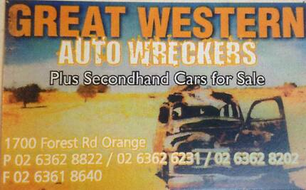 Great Western Auto Wreckers