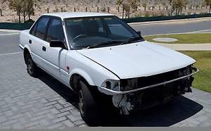 1994 Toyota Corolla Sedan - Still registered - Needs work Jindalee Wanneroo Area Preview