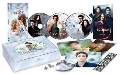 Eclipse : The Twilight Saga - Limited Premium BOX F/S w/Tracking# New from Japan