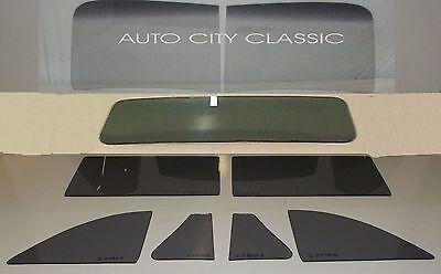 1949 - 1951 Chev Pontiac 2 Door Sedan Glass Windshield Vent Door Quarter Back YT