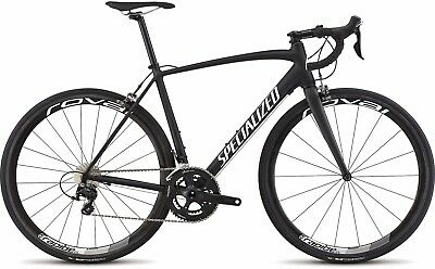 Specialized Allez Comp Race frame & forks and groupset; 61cm ; £2400 new