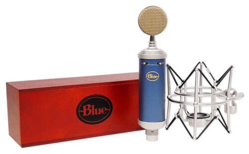Blue Bluebird SL Studio Condenser Recording Microphone Mic+Shockmount+Case