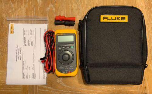 FLUKE 707 CURRENT LOOP CALIBRATOR W QUICK CLICK KNOB HART COMPATIBLE .015% ACC